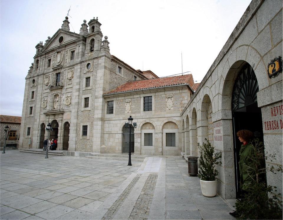 Convento de Ávila de santa teresa de jesús