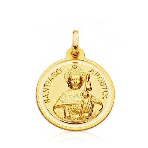 medalla santiago apóstol