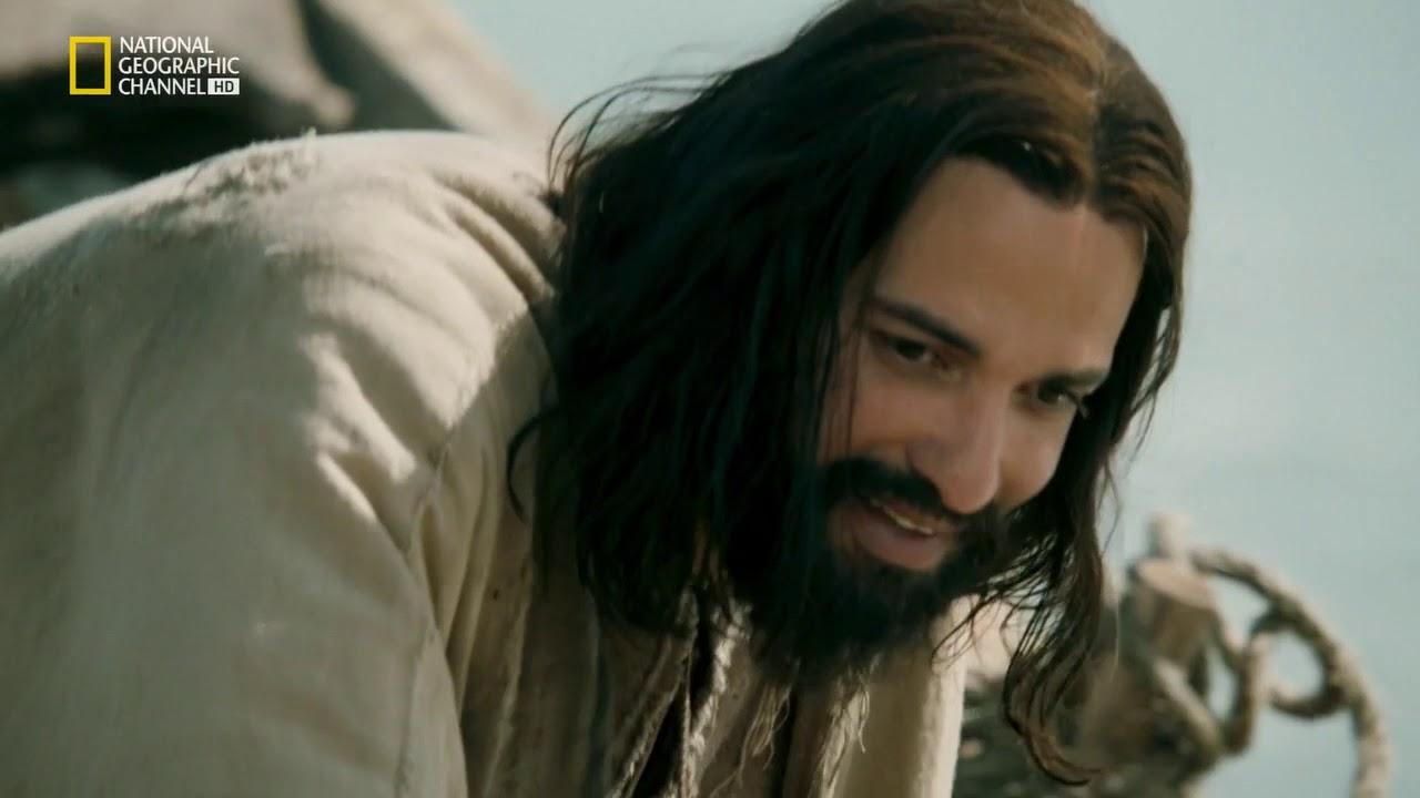 Mar de Galilea pesca milagrosa de Jesús y Pedro