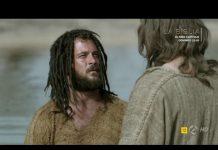 Bautismo de Jesús en el río Jordán