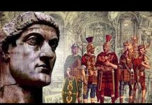 Constantino fundador de la Iglesia Católica Romana
