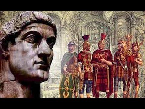 Constantino primer emperador que acepto el cristianismo