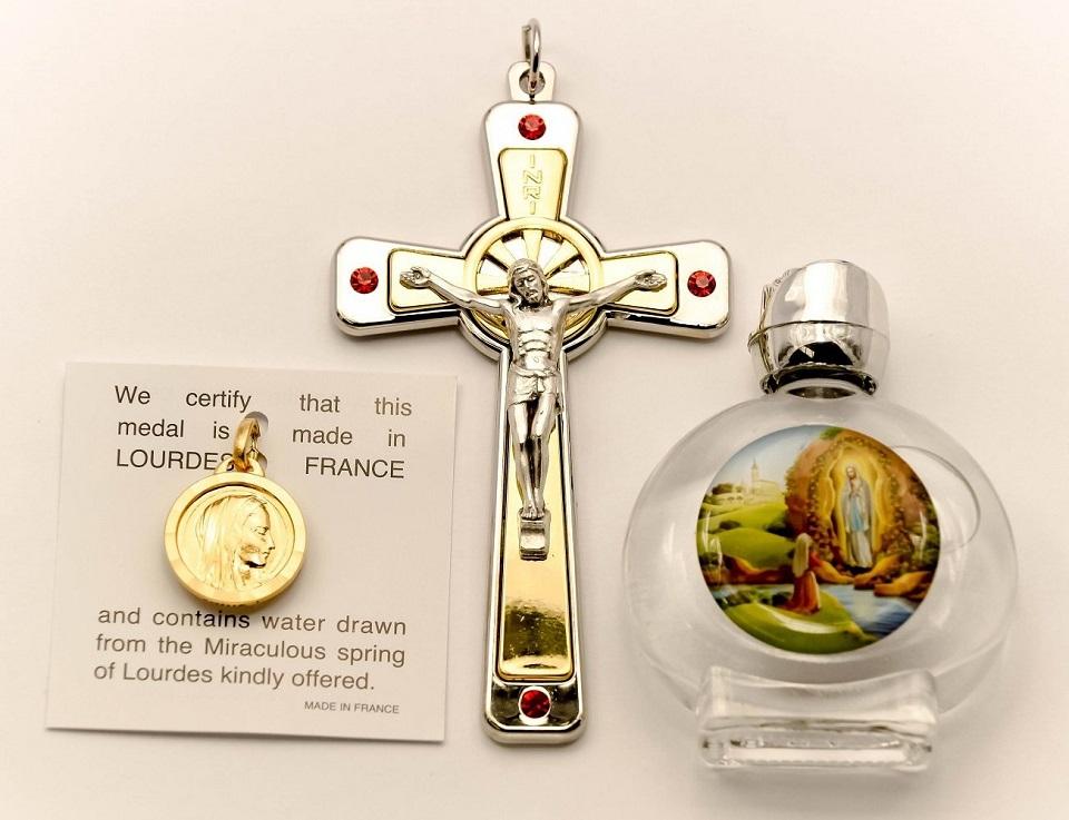 regalo de la virgen de Lourdes