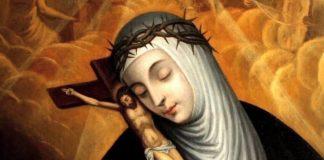 Historia de Santa Catalina de Siena