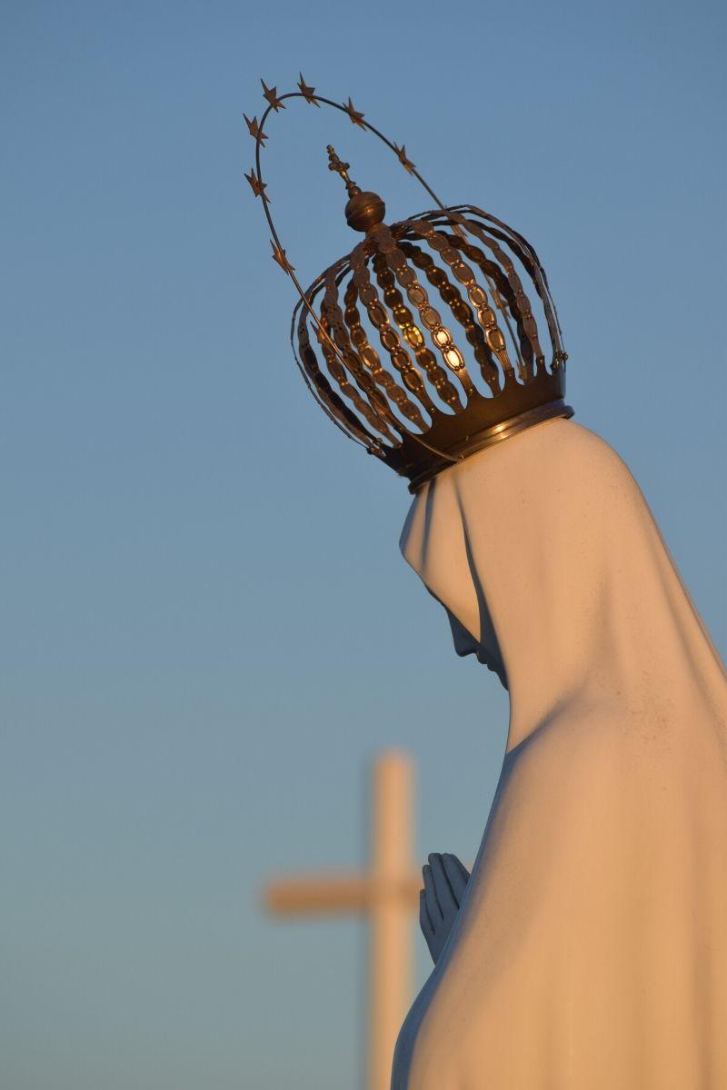 Agradecer a la Virgen de fatima por los favores concedidos