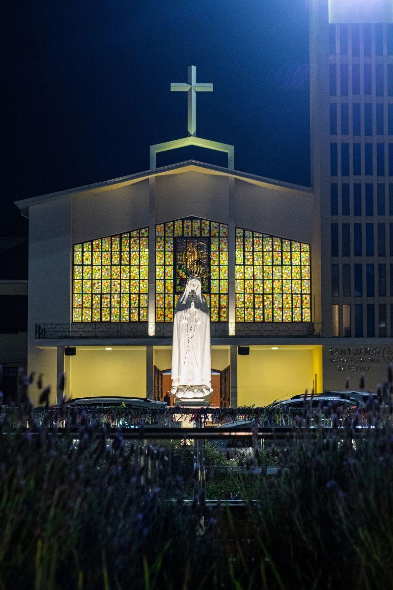 Oración a la Virgen de Fátima para solicitar un milagro
