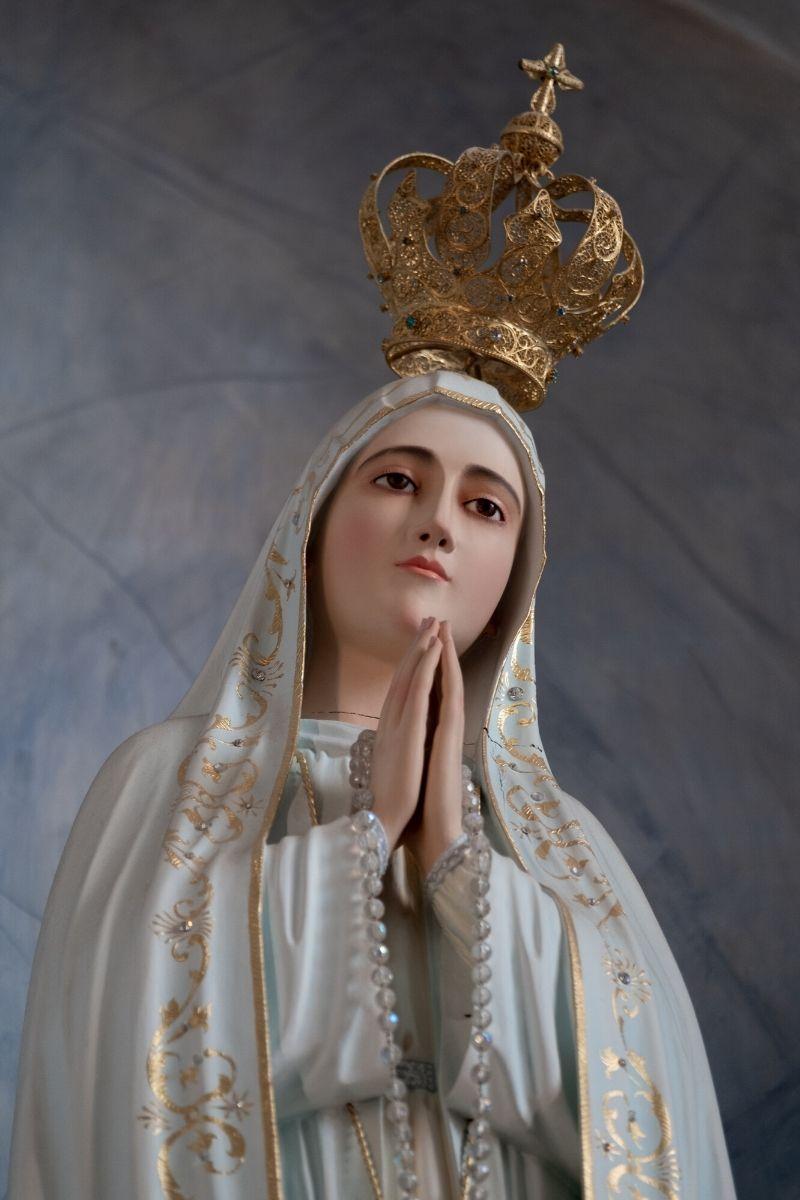 Oración a nuestra señora Virgen de Fátima