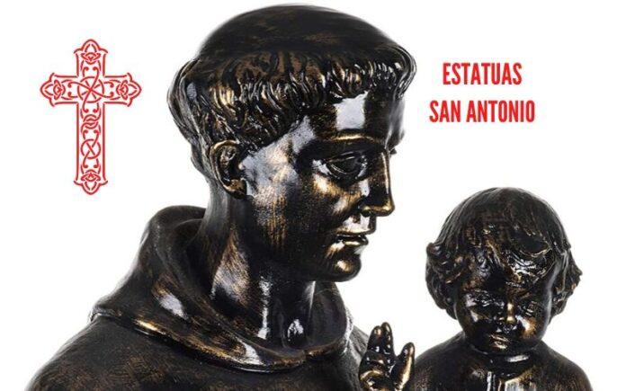 Estatuas de San Antonio de Padua