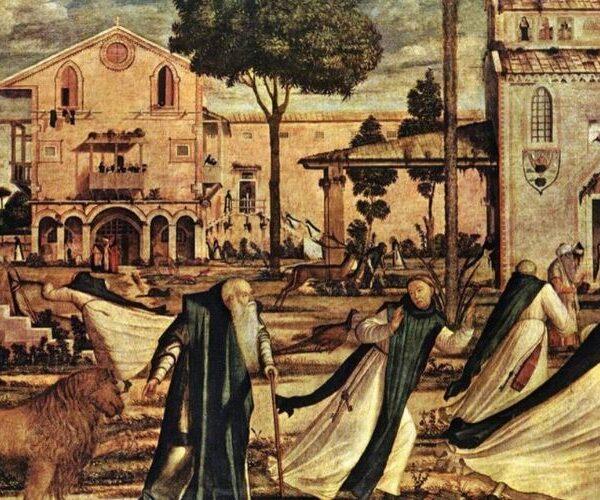 Leyenda de San Jerónimo